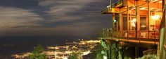 Dine at 8,000 feet at the top of the Palm Springs Aerial Tramway with a stunning view of the Coachella Valley.