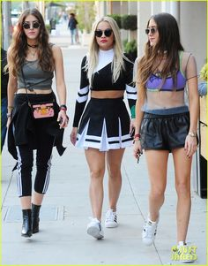 Rita Ora Is Looking Forward to Filming 'Fifty Shades Darker' | rita ora cheerleading outfit sama haya khadra 03 - Photo