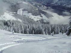 Skiing in Mayrhofen, Austria. Been there many times, love that place!