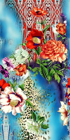 Ücretsiz tasarım desen done kaynaklarıyla ilgili bir blog Flowery Wallpaper, Flower Phone Wallpaper, Art Images, Art Pictures, Animal Print Wallpaper, Free Art Prints, Abstract Nature, Fractal Art, Flower Designs