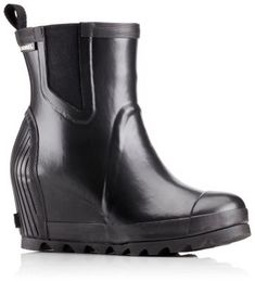 Women's Joan™ Rain Wedge Chelsea Boot
