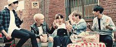 160401 'Ottogi Noodle' Commercial Film #SHINee #Taemin #Minho