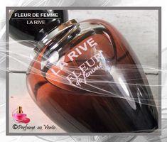 Perfume Fleur de Femme La Rive, Contratipo do Perfume Poison Girl Christian Dior. La Rive, Christian Dior, Perfume Bottles, Blog, Beauty, Beauty Illustration