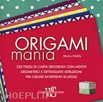 Prezzi e Sconti: #Origami mania  ad Euro 12.90 in #Grafica e fotografia grafica #White star