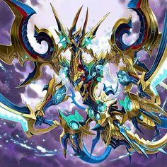 Fantasy Monster, Monster Art, Game Character Design, Character Art, Fantasy Dragon, Fantasy Art, Guerrero Dragon, Yugioh Monsters, Legendary Dragons