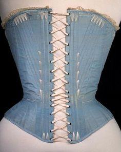 extant 1864 corset