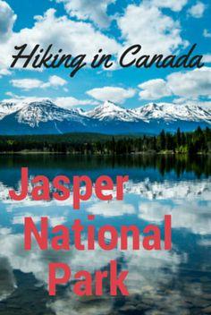 Hiking in Jasper National Park