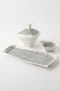Dalian Trinket Dishes - Anthropologie