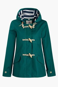 Bestselling Seasalt Seafolly Jacket, the original and best! Inspired by a traditional fisherman's mac and made from our famous Tin Cloth® material. This is a lovely jacket!