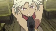 Image result for canaan anime