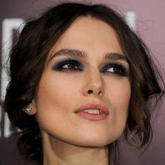 Evening blue - KeiraKnightleyRecruit #makeup