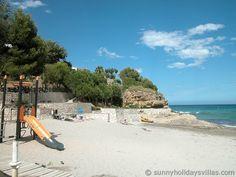 beach, playa, Strand, La Fustera
