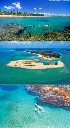 Península de Maraú, Brazil