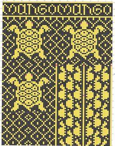 Fair Isle Knitting Patterns, Fair Isle Pattern, Knitting Charts, Knitting Socks, Cross Stitch Designs, Stitch Patterns, Seed Bead Art, Graph Design, Pixel Pattern