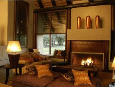 Sabi Sabi's Little Bush Camp gallery will give you a good pictorial view of just how luxurious this private safari lodge in South Africa truly is. Private Games, Lodge Decor, Game Reserve, African Safari, Lodges, Camping, Contemporary, Luxury, House