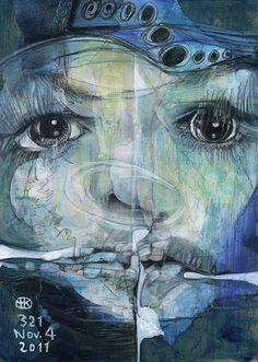 Broken Faces by Takahiro Kimura