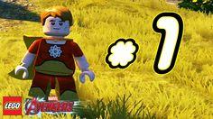 LEGO Marvel's Avengers ITA Avventura Mattoncini #1 - Hyperion - PS4 Xbox...