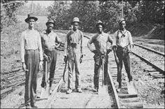 Southern Railroad Parrish