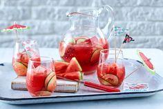 Unser beliebtes Rezept für Wassermelonen-Bowle und mehr als 55.000 weitere kostenlose Rezepte auf LECKER.de.