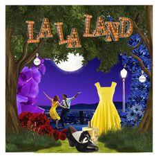 """La La Land"" by lysianna ❤ liked on Polyvore featuring art, dance, yellowdress and lalaland"
