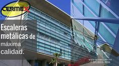 ESCALERAS TORRE MARTEL Cermex le ofrece el diseño fabricación y montaje de estructuras metálicas y herrería. Atendiendo al mercado residencial comercial e industrial. Visitanos en: http://ift.tt/1KIFJCM