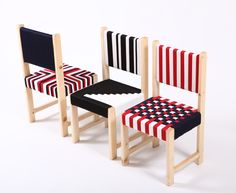 .Handmade Woven chairs
