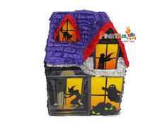 The highlight of any kid's bash has to be smashing a piñata to smithereens. Any of these Halloween piñatas are sure to add more delight than fright to your party. Unique Centerpieces, Centerpiece Decorations, Wedding Centerpieces, Halloween Party Themes, Halloween Crafts, Fun Party Games, Halloween Haunted Houses, Photo Props, Party Supplies