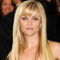 Reese, if I had long hair, this would be ideal.  She does good bangs.