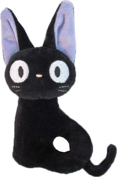 Kiki's Delivery Service Jiji Baby Rattle New Edition