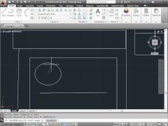 C00309  Simple Drawing Project AutoCAD 2014 Tutorial