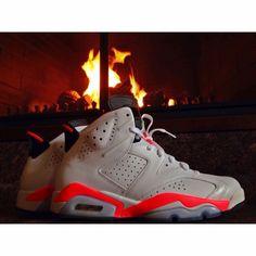 "Jordan infrared retro 6 ""brand new in box"" brand new in box with receipt. size 9 men's Jordan Shoes"