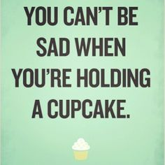 happiness is...cupcakes <3