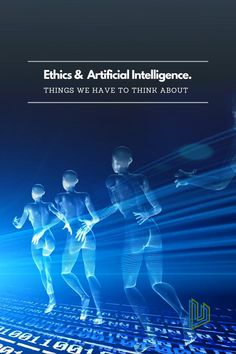 There are many questions we have to look at when talking about ethics in AI. Things like: Can a machine be moral? What would a moral machine do in a car crash? What are morals in general? Futuristic Technology, Cool Technology, Tech Toys, Car Crash, Artificial Intelligence, Morals, Blockchain, Philosophy, This Or That Questions
