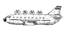 Bike Racks on Planes and Other Dreams About Flying with Bikes | Adventure Cycling Association