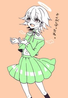 Danganronpa Chihiro, Spike Chunsoft, Trigger Happy Havoc, Danganronpa Characters, Anime Japan, Indie Games, Cute Art, Manga Anime, Pokemon