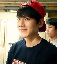 I love my Baeks! I'm soo happy he's smiling again! #baekhyun