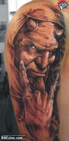 Image detail for -Lucifer Tattoos
