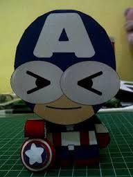capitão america crafts - Pesquisa do Google