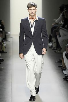 Bottega Veneta | Spring 2009 Menswear Collection | Style.com