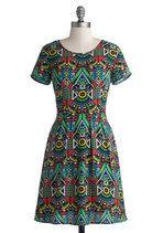 What's Fun is Fun Dress | Mod Retro Vintage Dresses | ModCloth.com