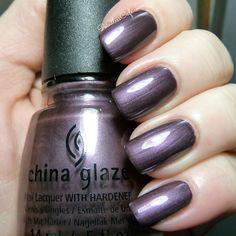China Glaze No Peeking