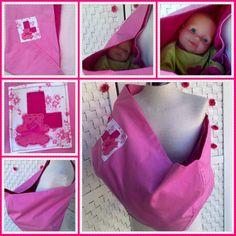 Baby sling - porta bebé - muito prático e muito útil. Todas as vantagens em:http://mimeoseubebe.webnode.pt/dicas-para-futuros-e-recem-papas/baby-silng-porta-bebe/