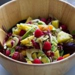Fruit Summer Salad | Daniel Fast Recipes