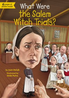 What Were the Salem Witch Trials? by Joan Holub,Dede Putra,Kevin McVeigh, Click to Start Reading eBook, Something wicked was brewing in the small town of Salem, Massachusetts in 1692. It started when two g