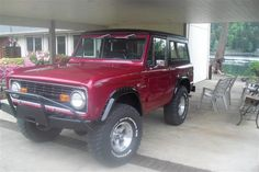 1969 Ford Bronco by Magnusson Classic Motors in Scottsdale AZ . Click to view more photos and mod info.