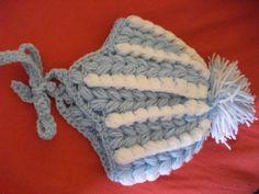 Crochet hat - Crochet creation by mobilecrafts