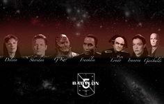 "babylon 5   Babylon 5 (Wallpaper), Wallpaper for ""Babylon 5"". ""Babylon 5"" is an ..."