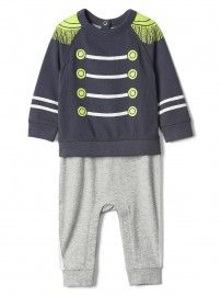 Newborn Infant Baby Boy Girl Cartoon 3D Ear Hooded Romper Jumpsuit Clothes Sannysis Ightmare Before Christmas Onesie