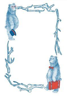 Orie's art【Outgoing bear 】#bearillust #design #動物イラスト #くまイラスト #bear #イラスト #デザイン #イラスト #細密画 #絵 #おしゃれイラスト #メモ帳 #北欧イラスト Snoopy, Illustration, Fictional Characters, Illustrations, Fantasy Characters