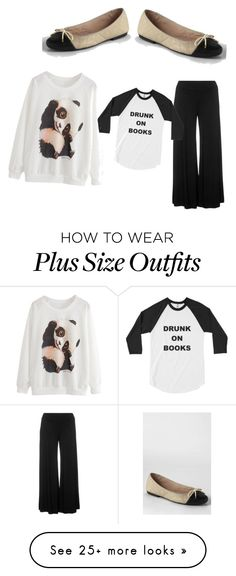 """""""Don't want to go out just want to chill out"""" by girlyourperfect on Polyvore featuring Mat and Lands' End"""